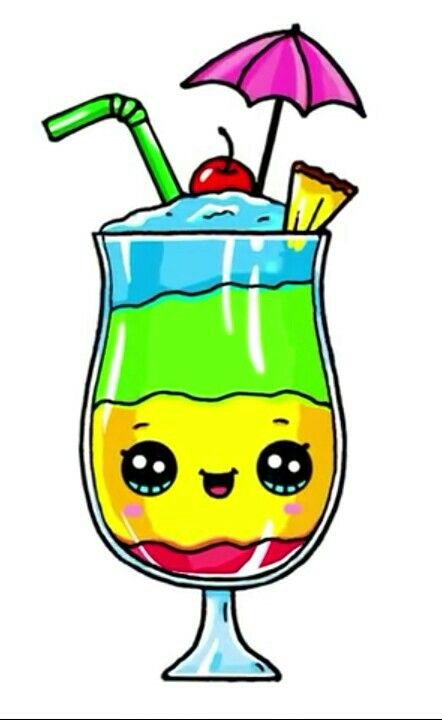 Smoothie Drawing Free Download Best Smoothie Drawing On