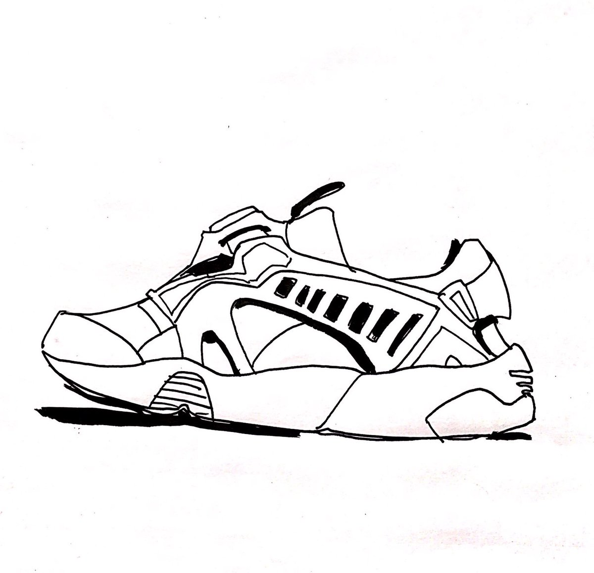 1200x1158 Ryo Eats Sushi On Twitter Sneakers