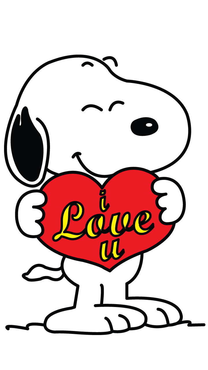 720x1280 holidays snoopy, snoopy love, snoopy drawing