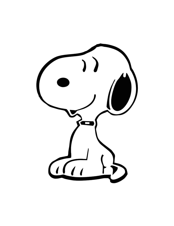 1159x1500 Snoopy