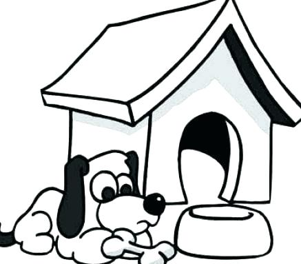 437x383 Dog House Drawing Relationshiprules Club