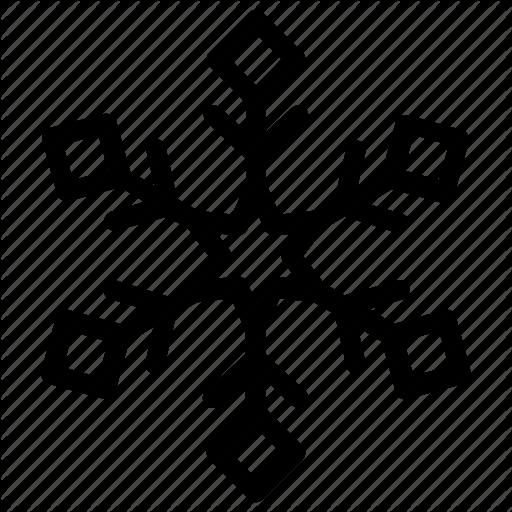 512x512 geometric snowflake, hexagon snowflake, snowflake, snowflake