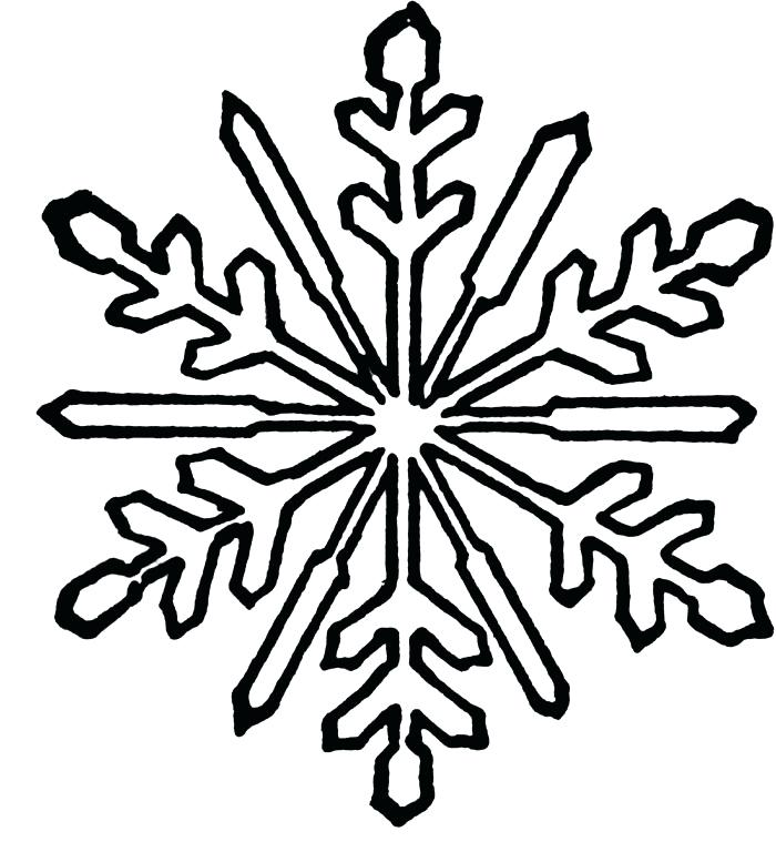 700x759 snowflakes coloring pages snowflakes coloring pages coloring pages
