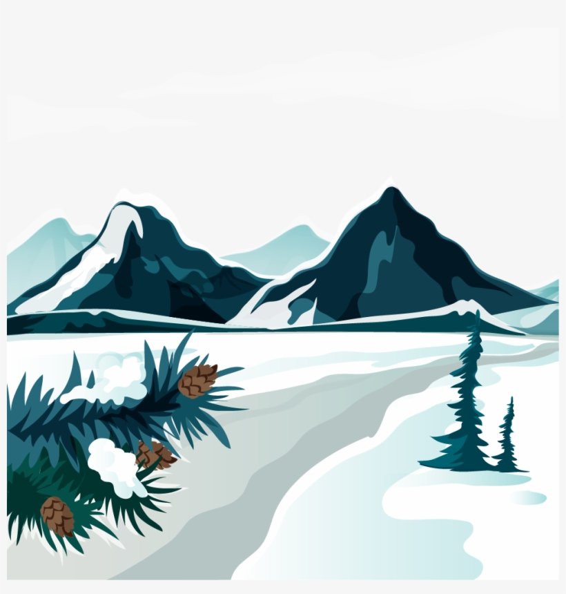 820x860 alps landscape stock illustration illustration