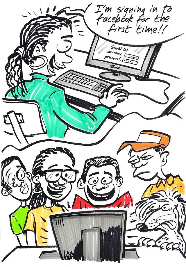 640x918 social media trainings media, human rights good governance