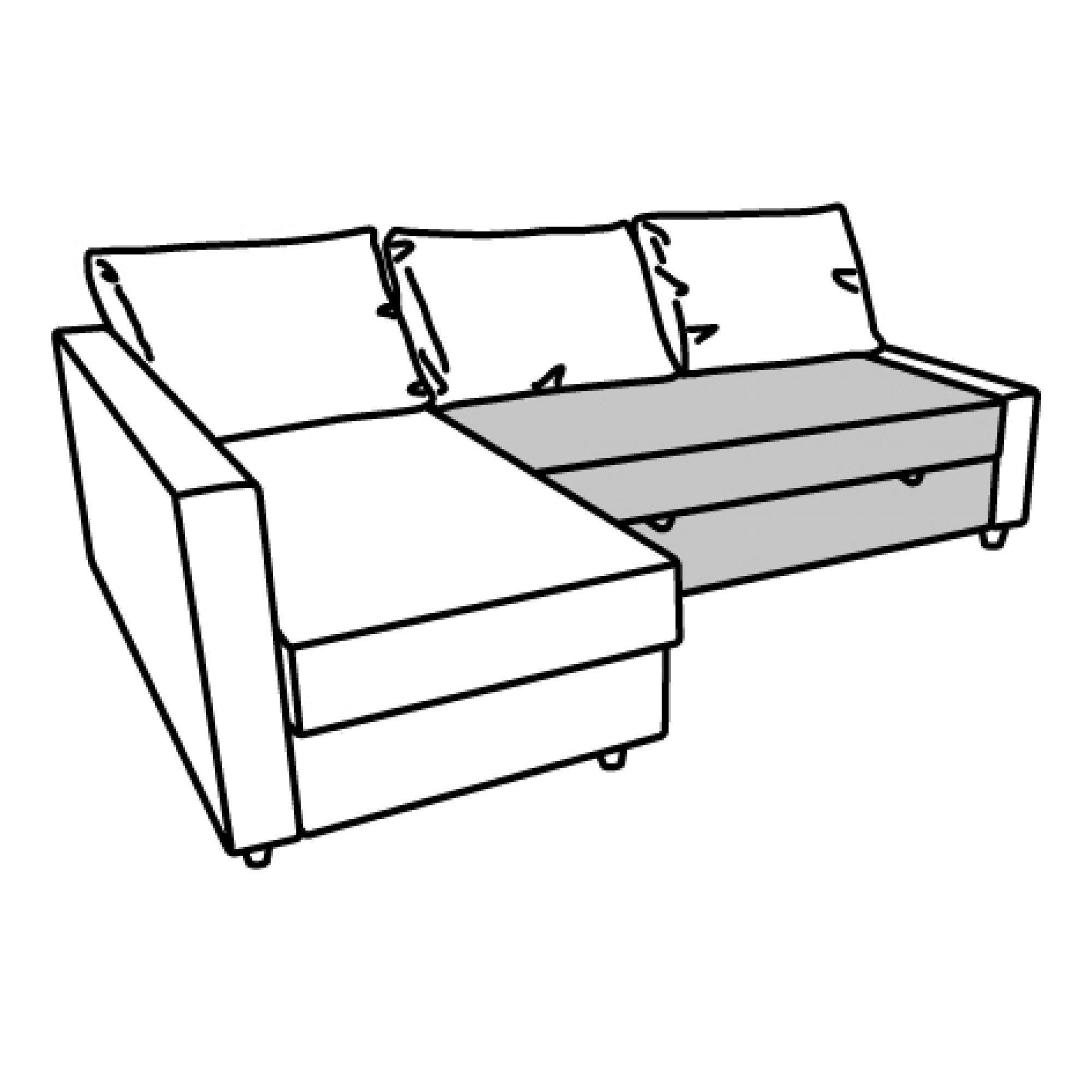 2000x2000 Couch Drawing Sofa Chair For Free Download