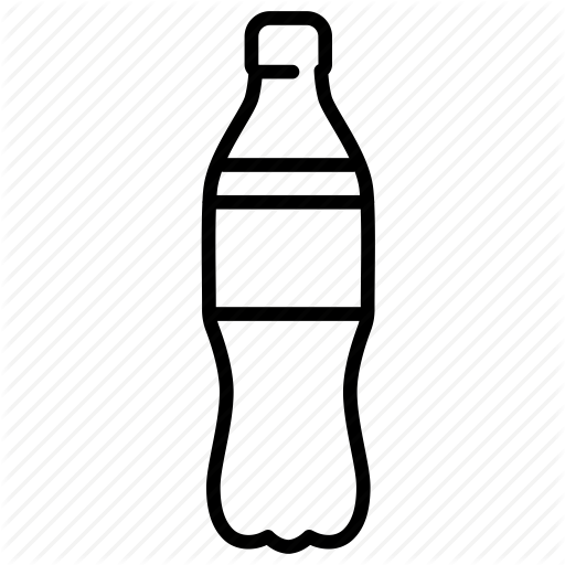 512x512 beverage, bottle, coca cola, coke, drink, soft drink, water icon