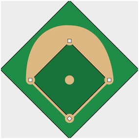 285x285 blank softball field diagram printable pretty blank baseball field