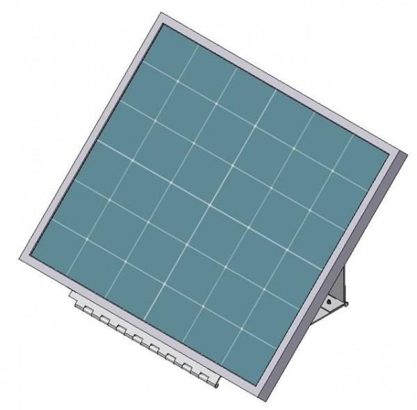 600x589 Solar Panel Drawing