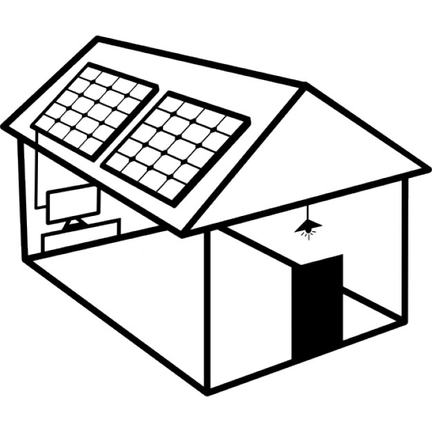 626x626 drawing panel solar panel for free download