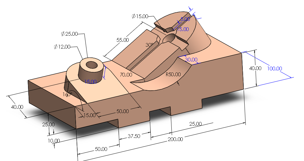 Solidworks 3d Drawing | Free download best Solidworks 3d Drawing on