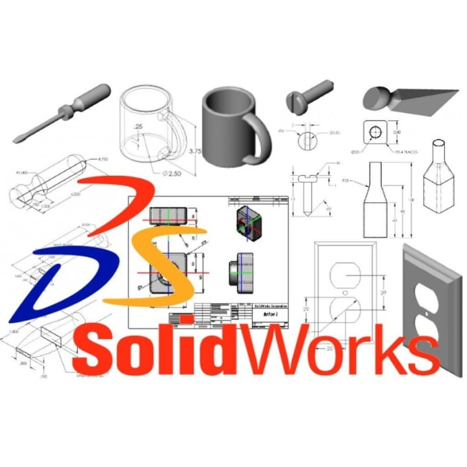 680x680 Create Whatever You Want With Solidworks