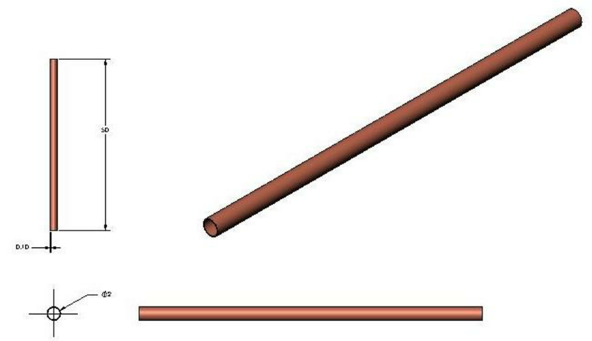 850x490 Endoscope Shaft Solidworks Drawing Download Scientific Diagram
