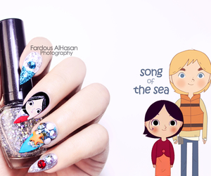 300x250 Song Of The Nail Art