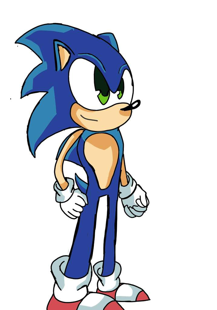 Sonic And Shadow Drawings | Free download best Sonic And