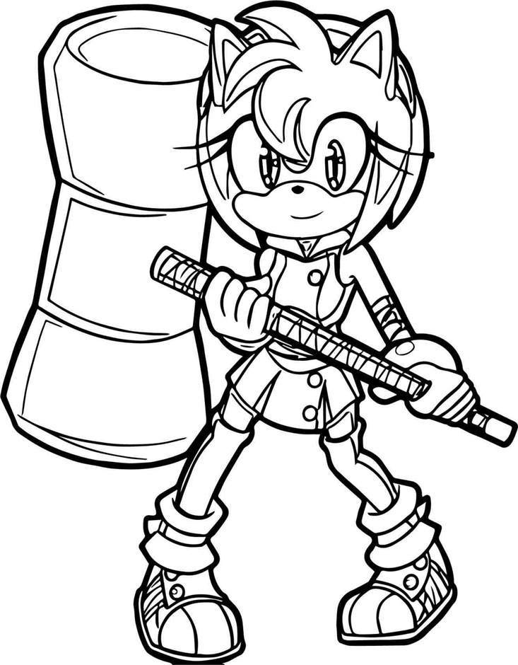 Sonic Boom Drawing | Free download on ClipArtMag
