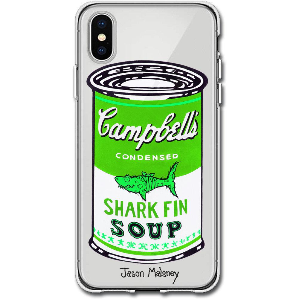 1000x1000 Jason Maloney Art Series Shark Fin Soup Jawz! Assorted Soup