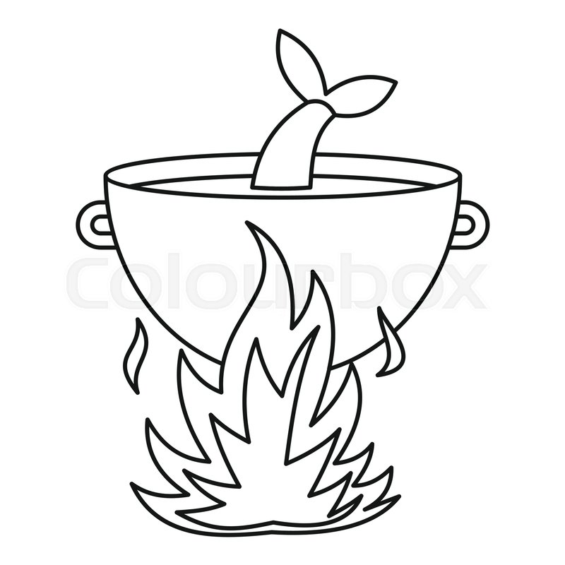 800x800 Soup Drawing Free Download