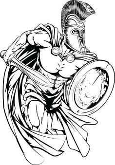 236x339 spartan warrior coloring pages lovely image result for spartan