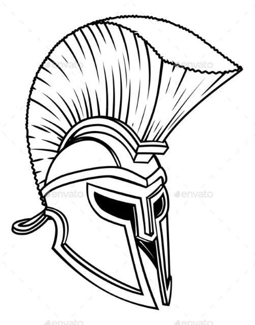 501x640 ancient greek spartan helmet other spartan helmet, trojan