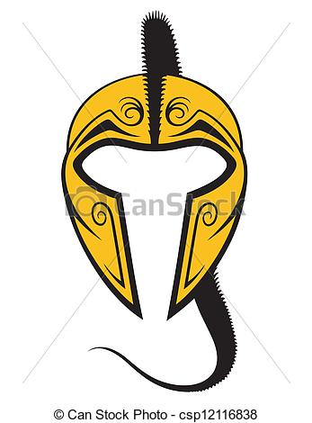 347x470 spartan helmet isolated drawing of a spartan helmet can also be