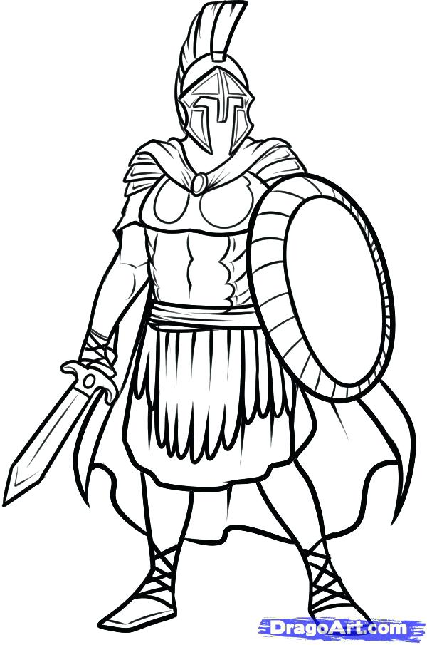 600x905 spartan warrior coloring pages spartan warrior coloring pages
