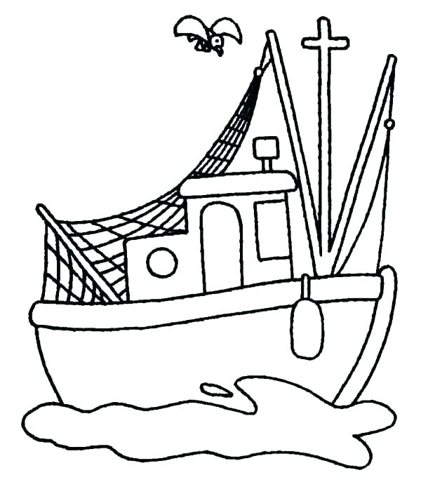 600x697 boats to color speed boat coloring pages speed boat coloring pages
