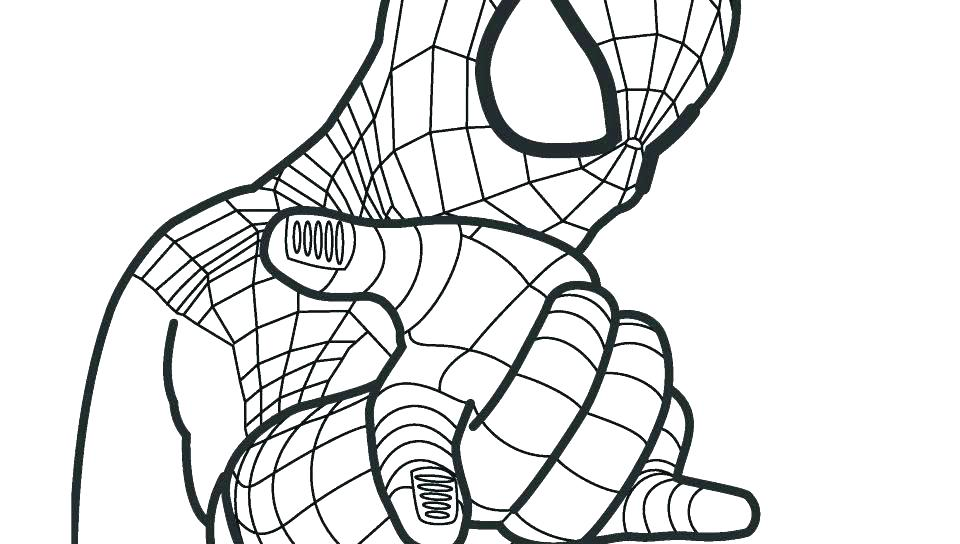 Spider Man 3 Drawing | Free download on ClipArtMag