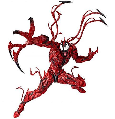 483x500 marvel spider man venom carnage red venom action figure spiderman