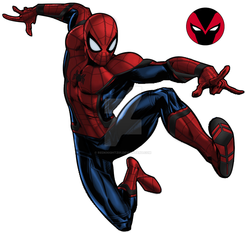 Spiderman Civil War Drawing | Free download best Spiderman Civil War