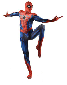 235x300 costume spiderman, costume spiderman suppliers and manufacturers