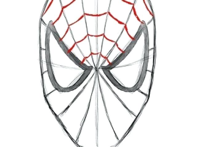 Spiderman Drawing