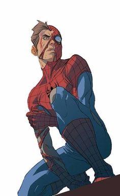 Spiderman Drawing Video