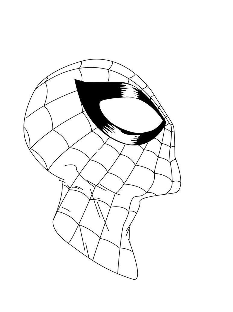 Spiderman Images For Drawing