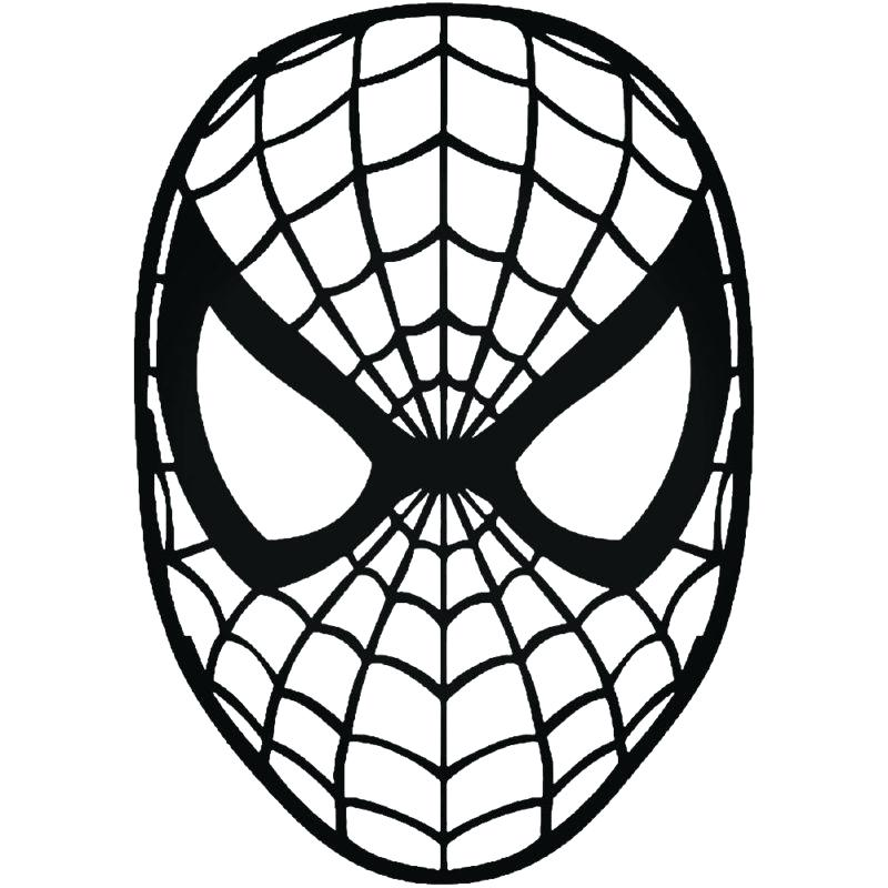800x800 spiderman face outline face painting spiderman face outline