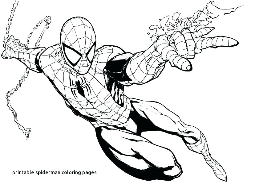 841x613 Printable Mask Coloring Pages Sheets Logo Spider Man Printable
