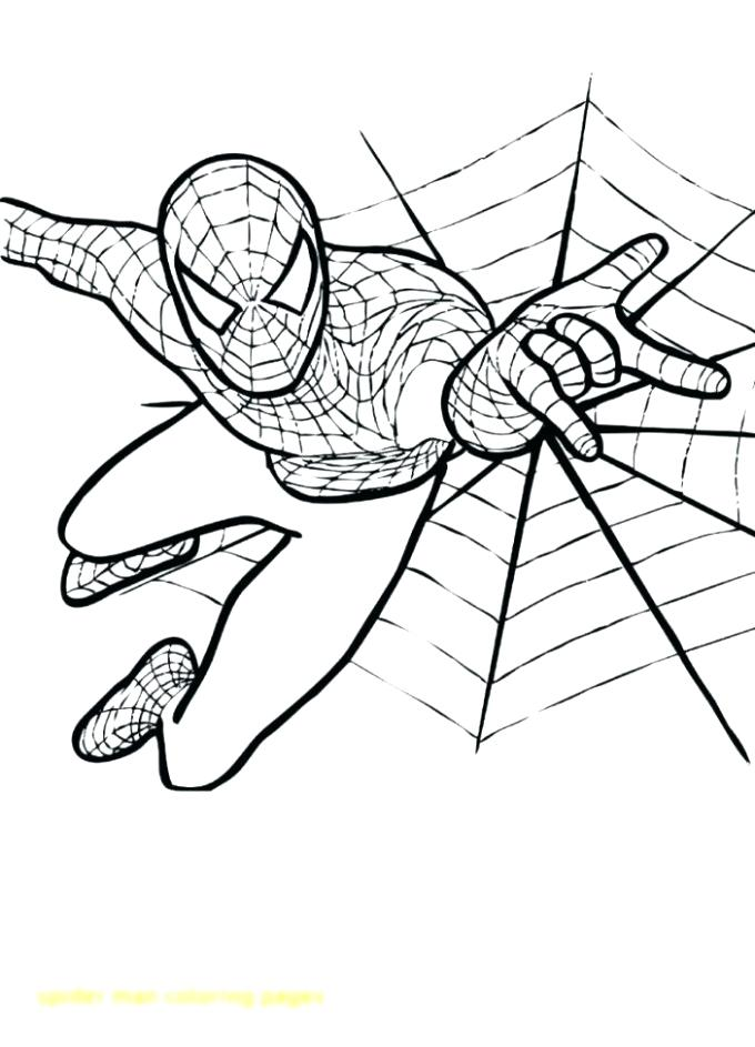 680x943 Spider Man Coloring Pictures Coloring Nice Coloring Games