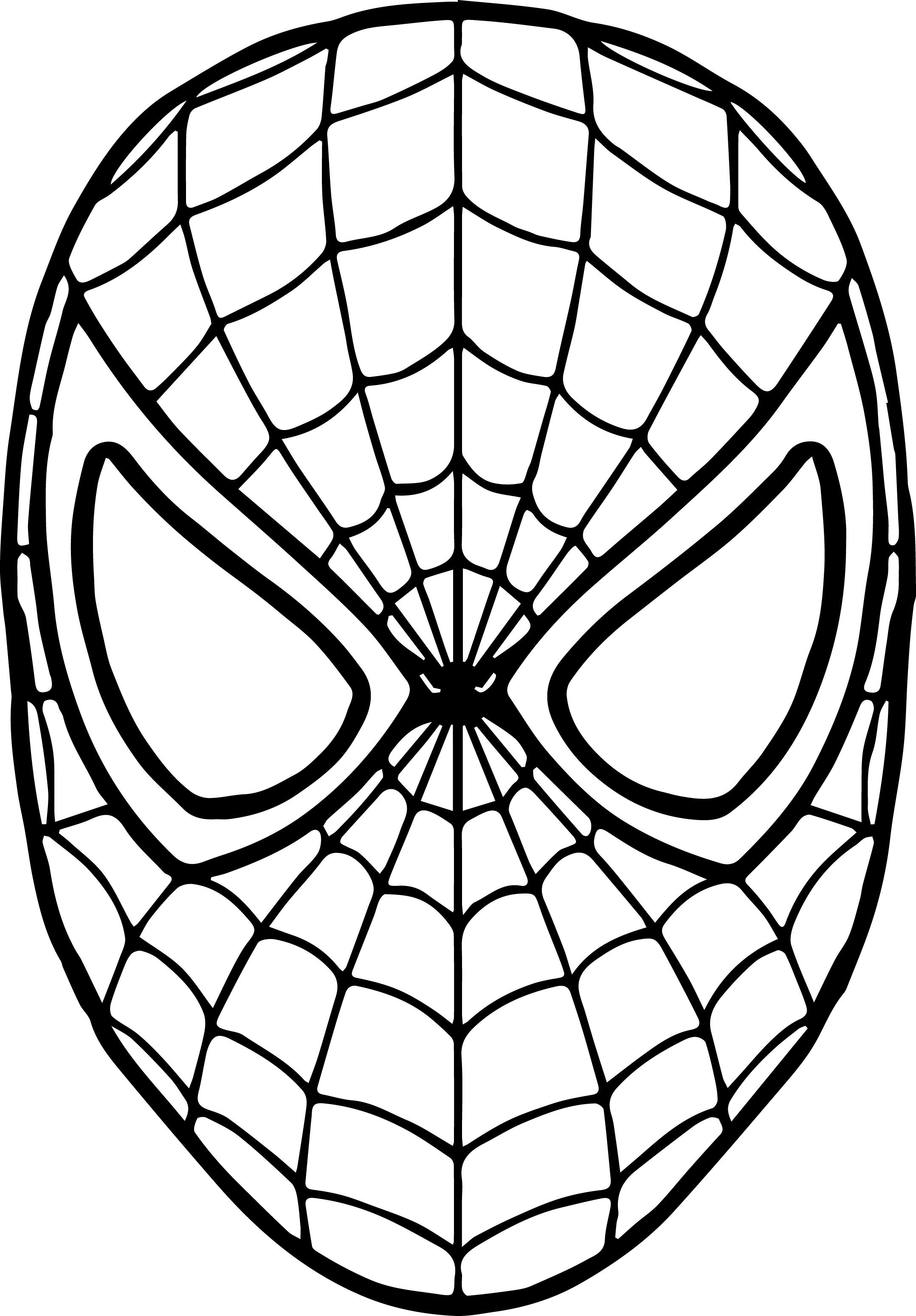 2157x3100 spiderman coloring pages coloring pages spiderman, spiderman