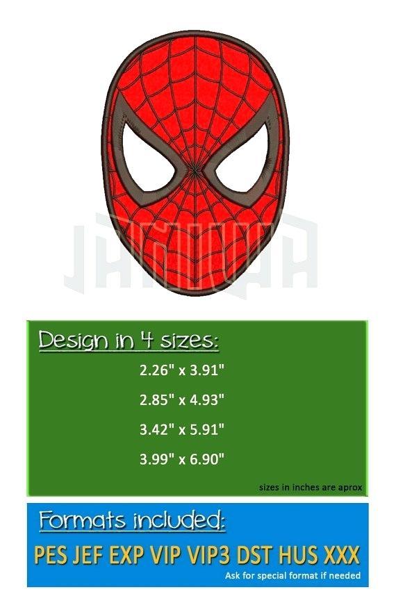 570x855 Spiderman Mask Logo Home Improvement Stores Atlanta
