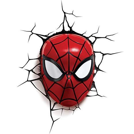 466x466 Marvel Spiderman Mask Deco Light Toys