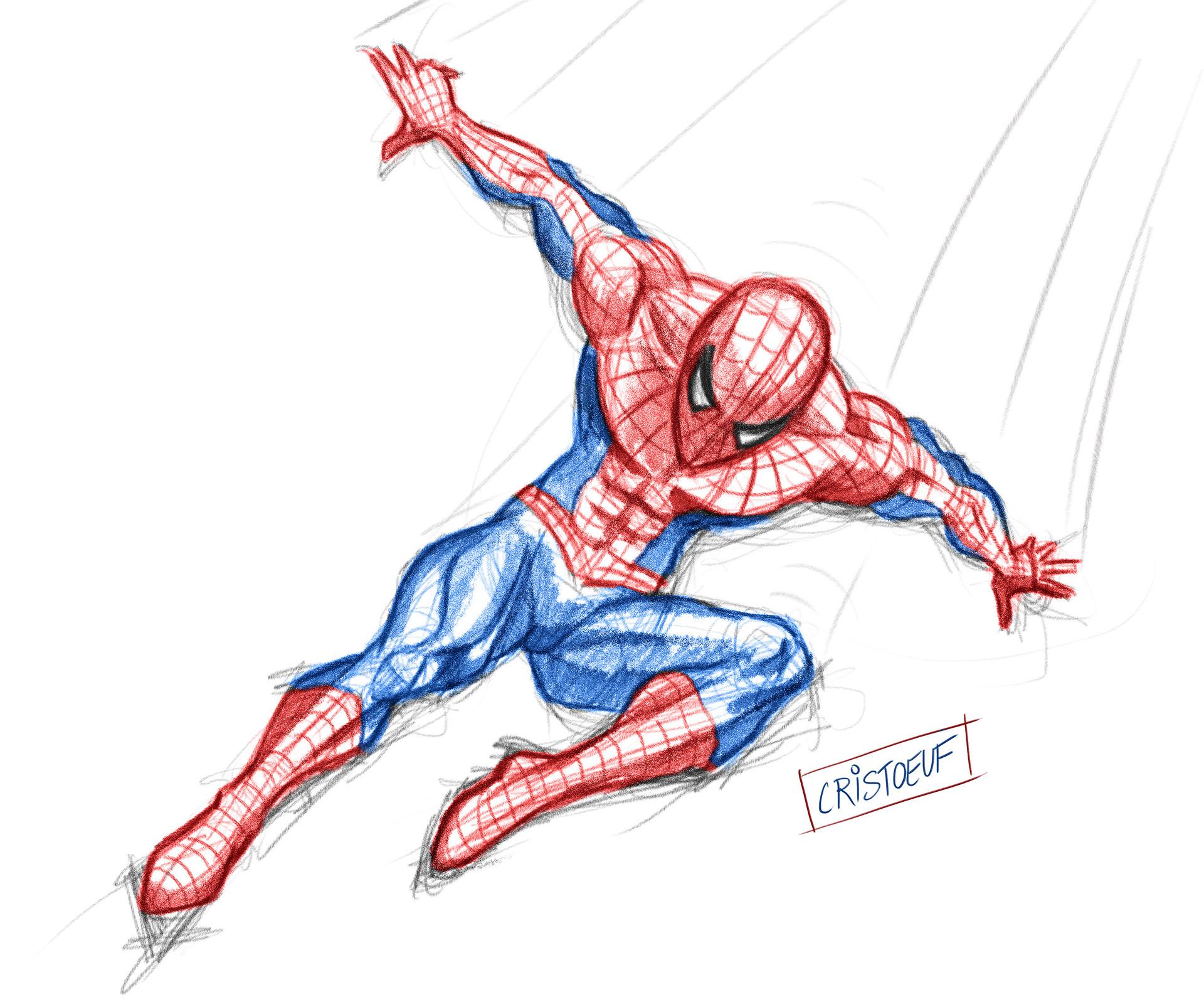 Spiderman pencil drawing free download best spiderman pencil
