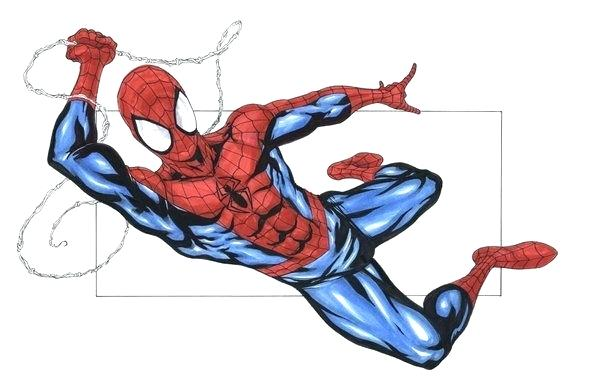600x381 Spider Man Colors Spider Man Colors
