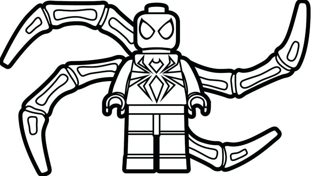 1024x576 Spiderman And Batman Coloring Pages Free Printable Coloring Pages