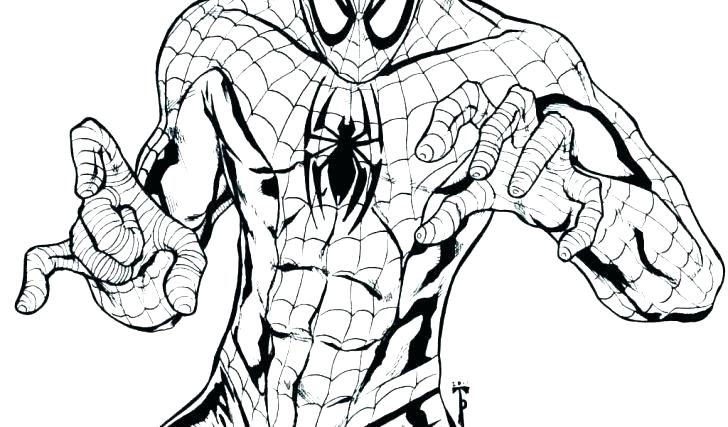 728x427 Spiderman Coloring Pages Printables Medium Size Of Coloring Pages