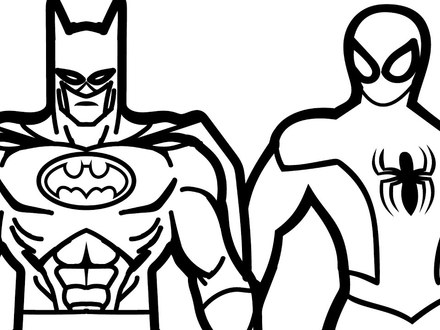 Superman Vs Batman Drawing | Free download on ClipArtMag
