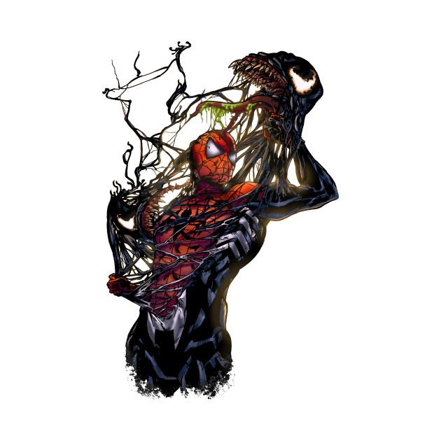630x630 Spiderman Vs Venom