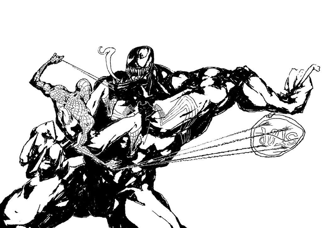 1024x725 Spider Man Vs Venom