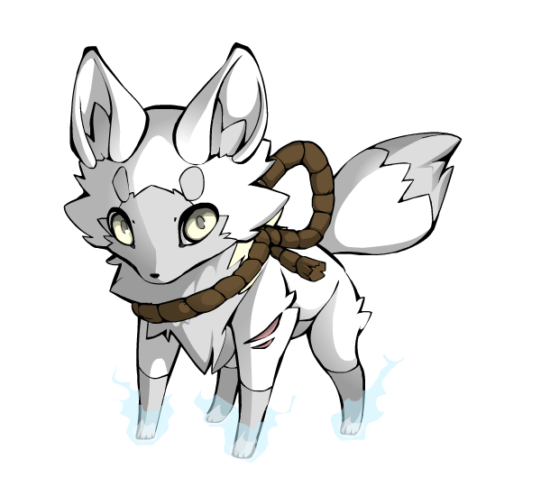 600x550 Collection Of Free Drawing Fox Spirit Download On Ui Ex