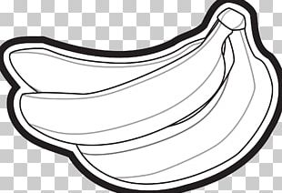 Banana drawing. Collection of split clipart