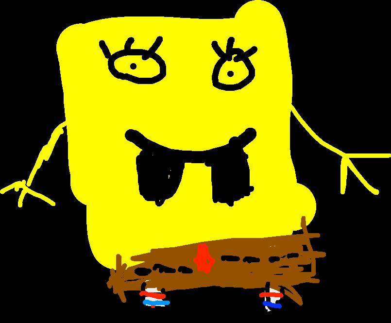805x665 Spongebob Squarepants Tynker